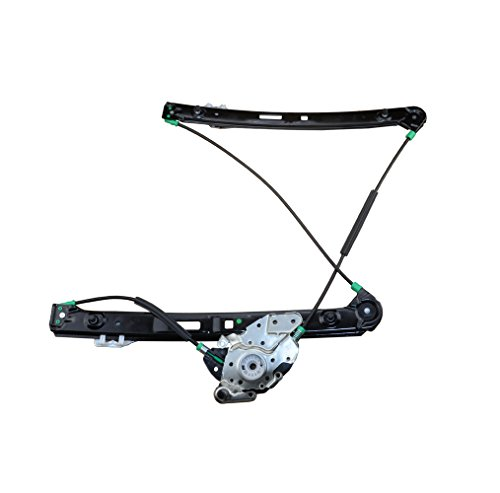 A-Premium Power Window Regulator without Motor for BMW E46 323i 325i 325xi 328i 330i 330xi Front Left Driver Side