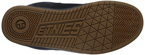 Etnies Kingpin Gum Armada Gamuza Hombres Del Patín Trainers Zapatos