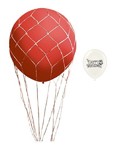 Hot Air Balloon Net (2 Nets for 3' Balloons by Ballooney's)