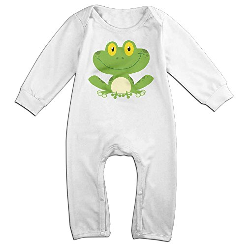 Kermit The Frog Toddler Costumes (Hatted Cat Kermit Spades Aritzia Beach Shorts Frog Cute Unisex Long Sleeve Baby Clothes One-Piece Garment For Children)