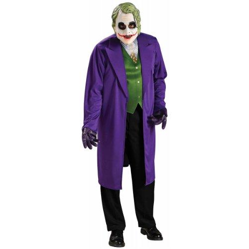 Rubie's Costume Batman The Dark Knight Joker Costume, Black/Purple, Standard
