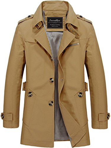 Brown Trench - 2
