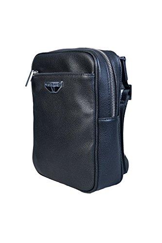 ... E1YSBB24 -Versace Jeans Black PU Small ... E1yrbb Leather Versace Logo  3270088 Metal Black Jeans Side Bag H5wSqvR . adbc11e023c7d