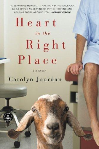 Heart Right Place Carolyn Jourdan