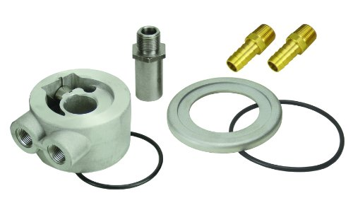 (Derale 15731 Thermostatic Sandwich Adapter Kit)