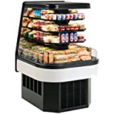 Federal Industries ECSS60SC Specialty Display End Cap Refrigerated Self-Serve Me