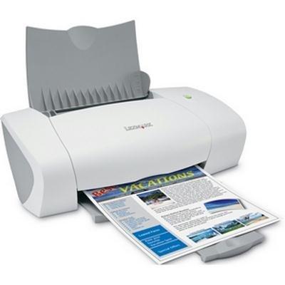 Lexmark Z645 Color Inkjet Printer ()
