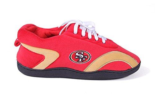 Piedi Felici E Piedi Comodi - Scarpe Da Uomo E Da Donna Con Licenza Ufficiale Nfl All Around San Francisco 49ers