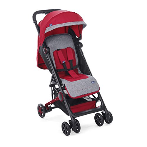 Chicco Mini.Mo Super Compact from Birth Stroller, Paprika