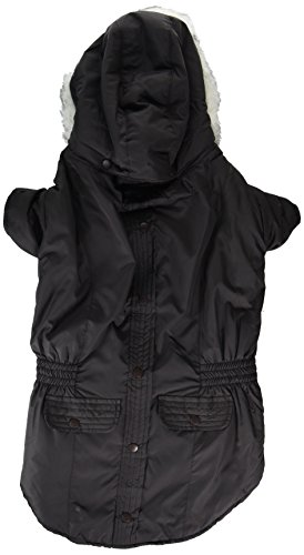 East Side Collection 3-in-1 Eskimo Jacket for Dogs, 24
