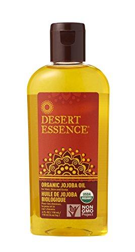 Desert Essence Organic Jojoba Oil - 4 fl oz by Desert Essence