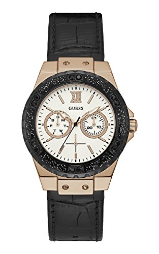 Guess-U0775L9-Rose-Gold-Leather-Japanese-Quartz-Fashion-Watch