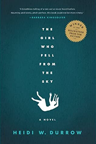 book cover of The Girl Who Fell from the Sky