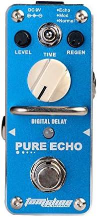 B Blesiya ギターエフェクター デジタル ディレイ エフェクター 9V ステージ演奏やギター伴奏に適用