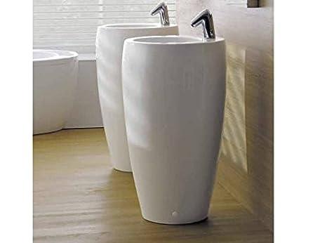Vasca Da Bagno Laufen Prezzo : Laufen alessi one lavabo a terra centrostanza