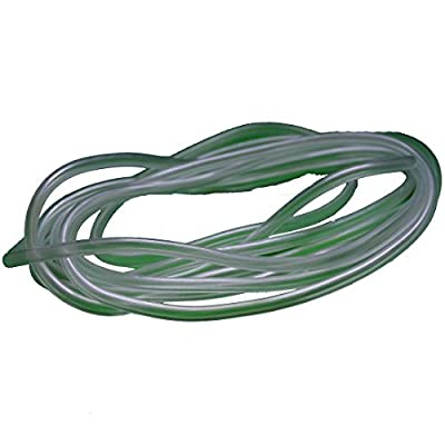 Professional Durable Clear Flexible Airline Tubing for Aquariums, Terrariums, and Hydroponics - 12 Feet Long - Sold By Pidaz