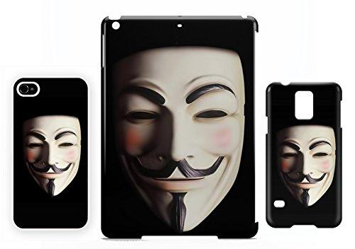 Vendetta Anonymous Mask iPhone 7+ PLUS cellulaire cas coque de téléphone cas, couverture de téléphone portable