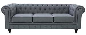 Us Pride Furniture S5070 S Linen Fabric