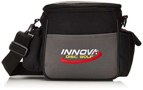 Innova Champion Discs Standard Bag, Black/Gray