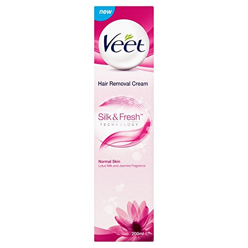 Veet Hair Removal Cream Normal Skin with Lotus Milk & Jasmine (200ml)