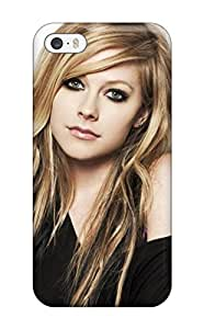 GFEkmiV10937MZarr Tpu Case Skin Protector For Iphone 5/5s Avril Lavigne 2012 With Nice Appearance