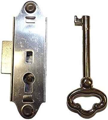 Grandfather Clock Door Lock Key Set for Howard Miller Ridgeway Sligh