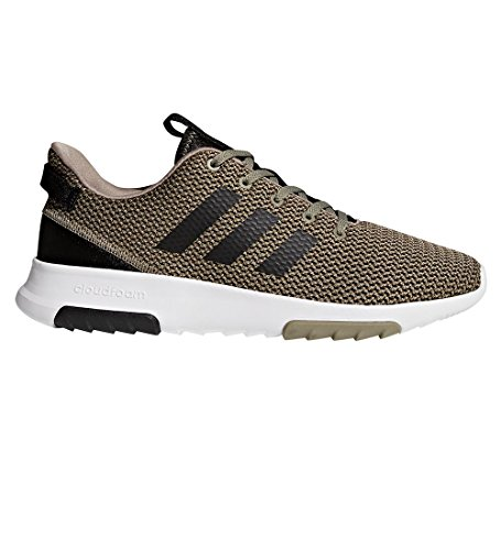 adidas Men's CF Racer TR Running Shoes, Trace Olive/Black/Trace Cargo, (11 M ()