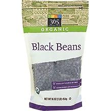 365 Everyday Value, Organic Dried Black Beans, 16 oz