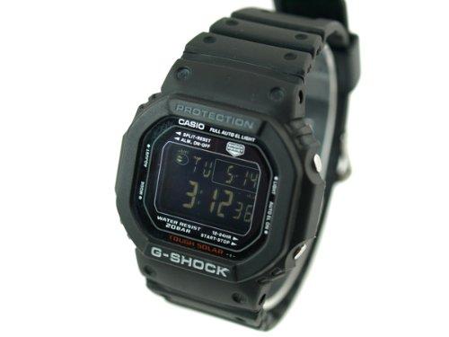 CASIO(カシオ)/腕時計/黒/電波ソーラー