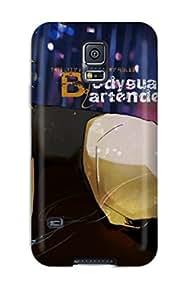 Flexible Tpu Back Case Cover For Galaxy S5 Durarara