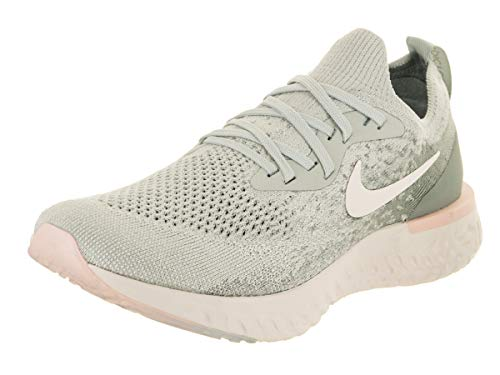 Femme Flyknit de Multicolore Running Chaussures WMNS Silver 009 mica Sail Epic Light React Compétition Nike Green wXSCq8xx