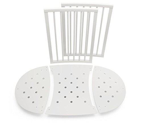 Bed Extension Kit (Stokke Sleepi Bed Extension, White)