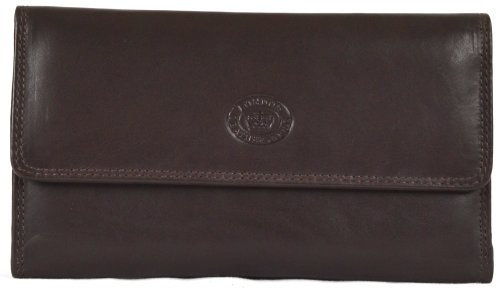 Ladies Nappa Matinee Leather Wallet product image