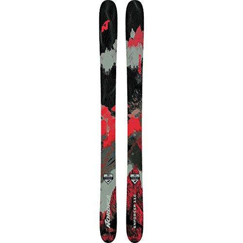 Nordica Enforcer 110 Ski Black/Red, 185cm -  0A811200001