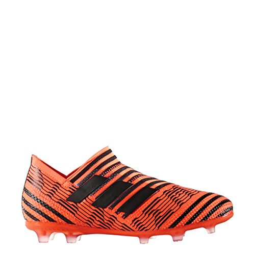 Adidas Nemeziz 17+ 360 Behendigheid Kids Vaste Grond Voetbal Kikkers Zonne-oranje-core Zwart-solar Rood