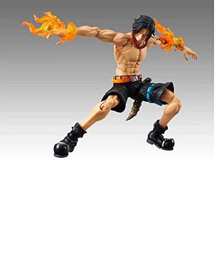 Amazon.com: Figura de acción de Ace MH de una pieza, 7.1 in ...