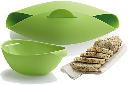 Silicona molde para hacer pan tostadas asador vapor microondas ...