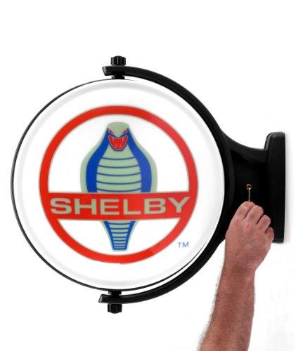 (Liberty Classics 91438 23 x 8 x 21 inch Shelby Cobra Revolving Wall Light)