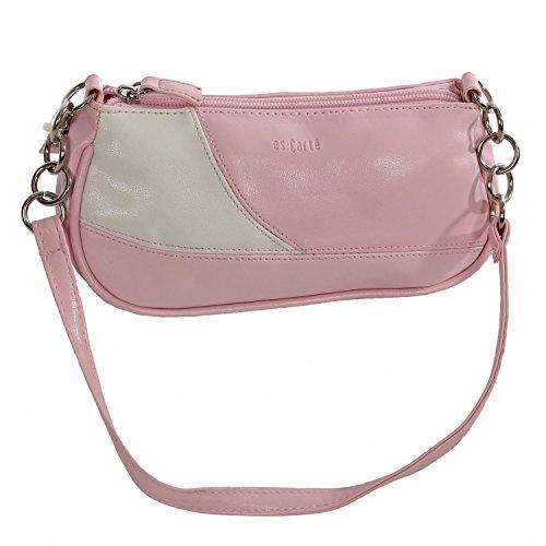 kawako - Bolso cruzados para mujer rosa - rosa