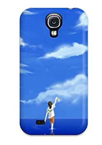 Fashion Case Cover For Galaxy S4(spirited Away) 9180273K89513669