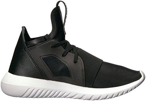 Adidas Originals Donna Tubular Defiant Fashion Sneaker Black / Black / Core White