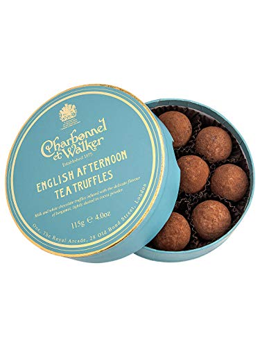 Charbonnel et Walker English Afternoon Tea Truffles, 115g