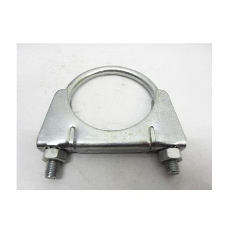 (67mm Heavy Duty Universal Exhaust U Post Clamp Bolt Tv Trampoline Satellite Dish)