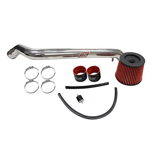 - DC Sports CAI5516 Honda Civic DX/LX/EX/Si Polished Cold Air Intake System