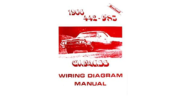 1966 cutl wiring diagram 1966 wiring diagrams cars amazon com 1966 oldsmobile 442 cutl f 85 wiring diagrams