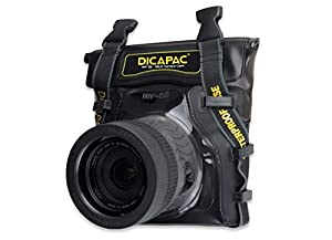 DiCAPac WP-S5 Waterproof Case for Digital SLR Cameras from DiCAPac