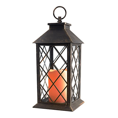 Outdoor Lanterns With Led Lights - 7
