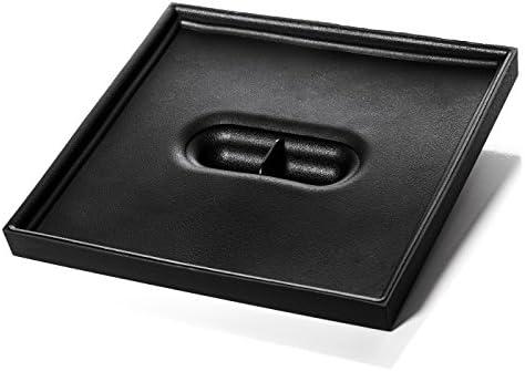 OxGord Center Console Insert Organizer Tray for 14-16- Escalade, ESV, Suburban, Tahoe,Yukon, ESV,Suburban,XL,Silverado 1500,2500 HD,3500 HD, Sierra 1500, 2500 HD, 3500 HD GM Chevy OEM – 22817343