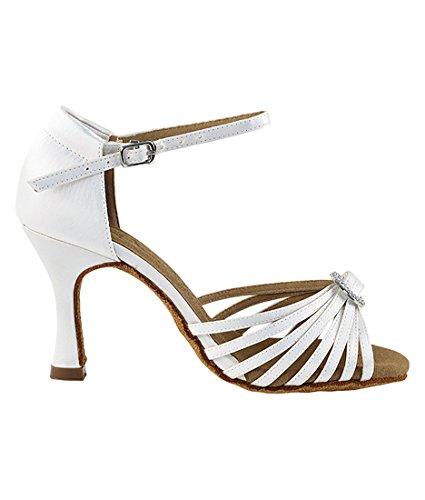 brand new a7d68 7bdb4 Très Belle Salle De Bal Latine Tango Chaussures De Danse Salsa Pour Les  Femmes Sera1671b 3 ...