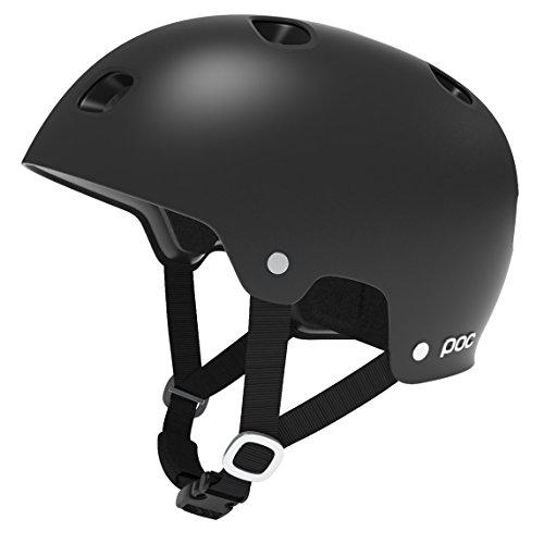 POC Crane Commuter (CPSC) Bike Helmet, Uranium Black, X-Small/Small